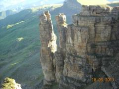 плато Бермамыт (очень красивые места у нас)
