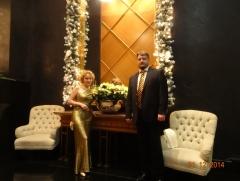 Новый Год в Эмиратах